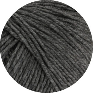 Cool Wool Big 617 Dunkelgrau meliert
