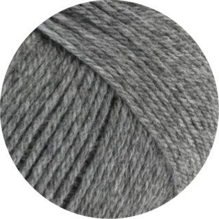 Cool Wool Cashmere Dunkelgrau meliert 007