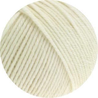 Cool Wool Cashmere Rohweiß 012