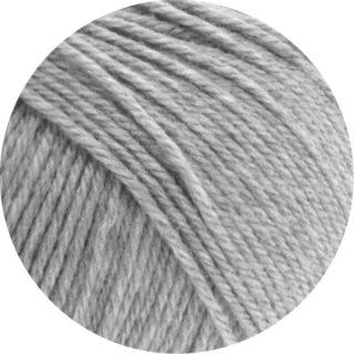 Cool Wool Cashmere Hellgrau meliert 013