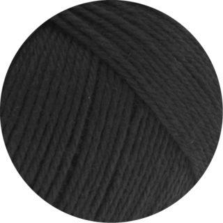 Cool Wool Cashmere Schwarz 015