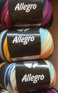 Allegro Fb. 22