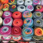 Bändchengarn Primavera bei Haus der Wolle